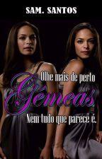 Gêmeas  by BELASDALITERATURA