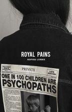 ROYAL PAINS by Diagonas