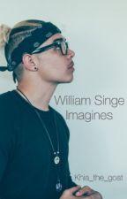 William Singe Imagines by khia_the_goat