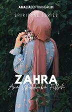 Ana Uhibbuka Fillah by AmaliaSeptiningrum