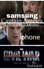 Captain America Civil War Memes by TheFlash18