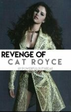 REVENGE OF CAT ROYCE(artBae-created my cover) by powerfuloutbreak