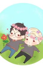 Drarry one shots by myxratedromance