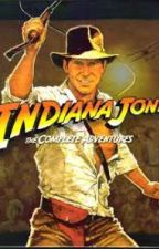 Indiana Jones hunt for the stolen box by JFI_Offical
