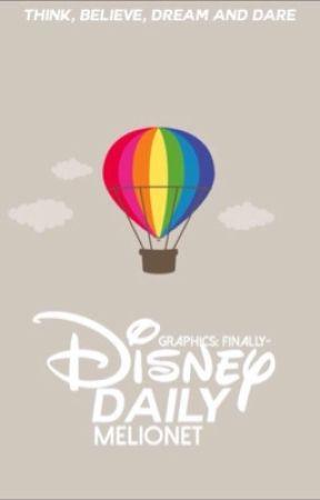 Disney Daily  by melionet