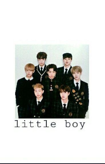 Little Boy// Sugakookie//yoonkook