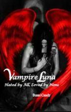 Vampire Luna by BunniCandy