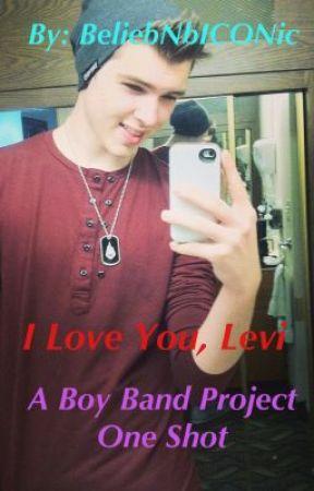 The boyband project levi