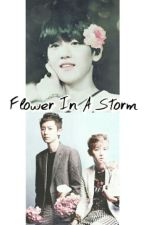 Flower In A Storm by Real_Parkeun