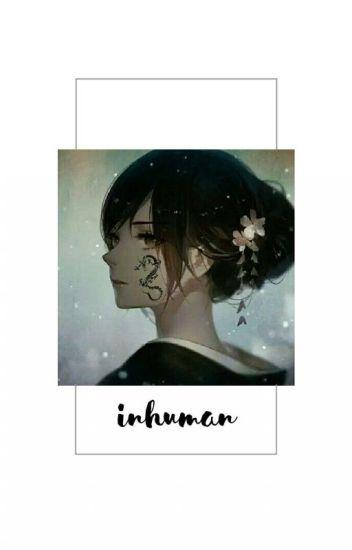 Inhuman (Akatsuki No Yona x OC)