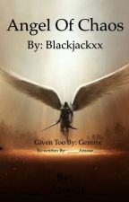 Percy Jackson, Angel of Chaos by _____Amour____