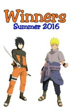 Winners [summer 2016] by NarutoWattyAwardss
