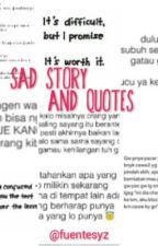 SAD STORY & QUOTES by itsmayoye