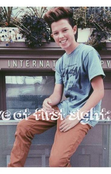 love at first sight? ; rjs