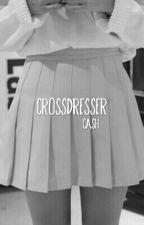 crossdresser ▷ cash au by redwineandiamonds