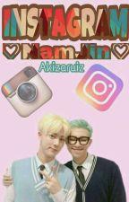 Instagram ♡NamJin♡ by Akizaruiz