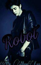 Robot by Moon_Lua