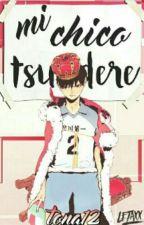 Mi chico tsundere •|Tobio Kageyama|• by -madxka-
