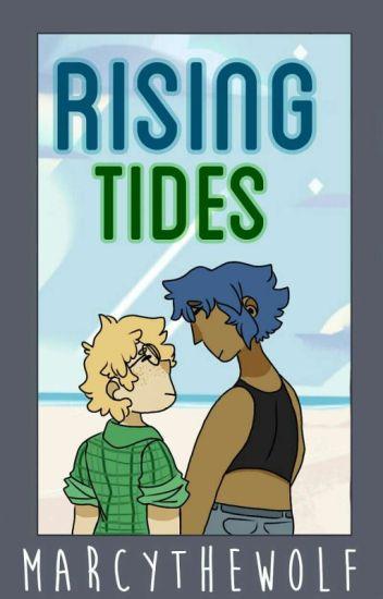 Rising Tides (Human!lapidot)