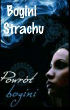 Bogini Strachu by RoseNataniel