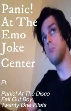 Panic! At The Emo Joke Center by awkwardemo_turtle