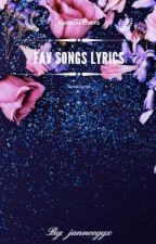 Random Songs Lists by ItzKweenM