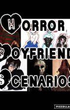 Horror boyfriend scenarios by NuttyCase