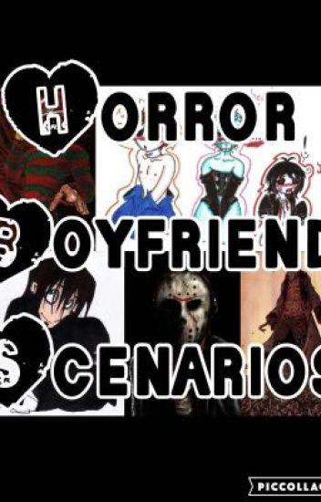 Horror boyfriend scenarios