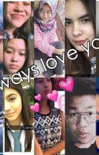 Always love you  ✖️ IDR by shaka19