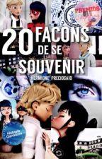 20 Façons de se souvenir (20 Maneras de recordar)-Ladybug (MLB) by Hermione_preciosa10