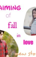 Claiming to fall in love by nurhmw
