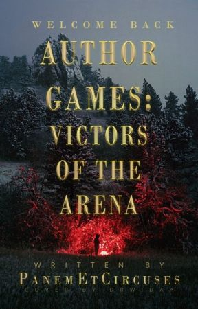 Author Games: Victors Of The Arena by PanemEtCircuses