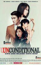 UNCONDITIONAL, Cinta Sang Malaikat Tanpa Sayap by Santi_LumbanGaol