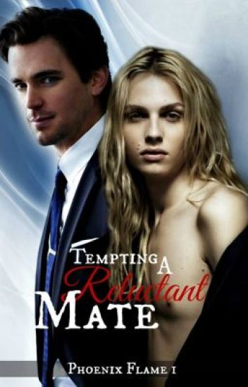 Horus Series Book 2: Tempting a Reluctant Mate (MxM)