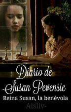 Diario de Susan Pevensie, Reina Susan La Benévola #WS16 #PremiosFaded  by aisliv-