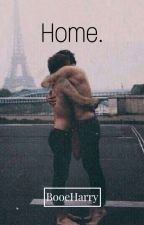 Home.   Larry Stylinson by BooeHarry