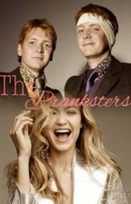 The Pranksters | Fred and George *on hold & editing* by andy-sixx-please