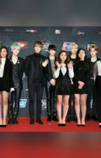 BTS& RED VELVET UPDATE by ARMYINA_VRENE