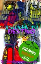 Escucha Tu Destino / Ganadora de Premios Ninjago 2016 by ShaelGarmadonSmith