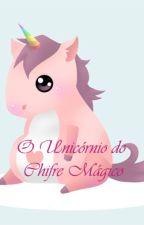 O Unicórnio do Chifre Mágico by Littlecutiepiie
