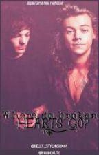 Where Do Broken Hearts Go?/ L.S/  by larriekiller