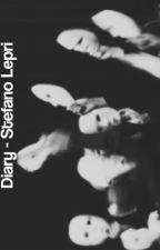 DIARY//STEFANO LEPRI (St3pny) by lefossettediGiuseppe
