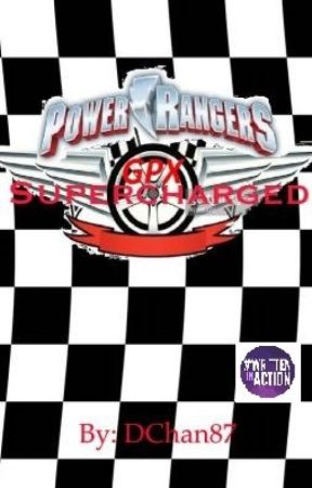 Power Rangers GPX Supercharged, Part 2 by DChan87
