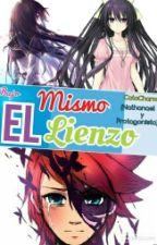 Bajo El Mismo Lienzo. [Nathanael / Evillustrator Y Protagonista] by CataCharm