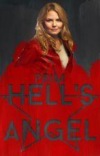 Hell's Angel [Bucky Barnes] ||Wattys 2017|| by arrow_to_the_heart