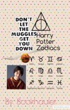Harry Potter Zodiacs by bookhauler04