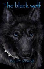 the black wolf by deathwolff