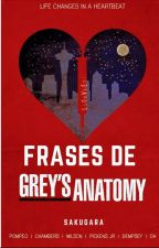 Frases De Grey's Anatomy by sakugara