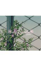 Daisy Garden by -pureless