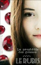 La Prophéties Des Gemmes by annavictoria1001